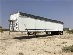 2000 Wilkens 0K2LA22PC0SD T/A Walking Floor Trailer