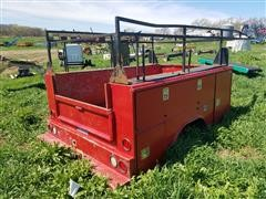 Reading Classic II Utility Service Truck Box