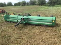 John Deere 27 Flail Shredder