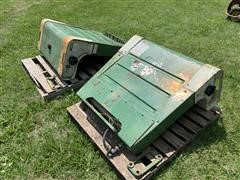 Oliver Fuel Tank Fenders