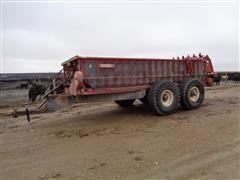 2011 Spread-All TR20T T/A 20 Ton Manure Spreader