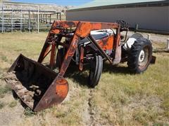 Ford 9N 2WD Tractor W/Loader Bucket & Blade