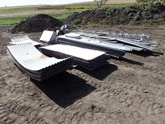 MFS 24' Unassembled Grain Bin
