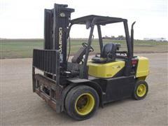 2000 Daewoo D35S-2 Forklift