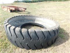 Construction Tire Livestock Water Tank