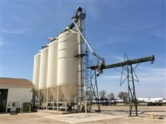 Meridian & Ranco Dry Fertilizer Storage & Blending System
