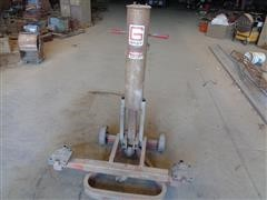 Gray Porta Matic Air Lift Bumper Jack