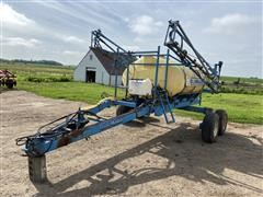 Wil-Rich Trail Master 60' Pull-Type Sprayer
