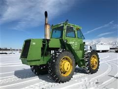 1977 Case 2670 4WD Tractor