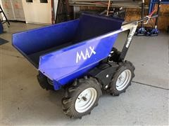 Muck Truck Max 4-Wheel Drive Wheelbarrow