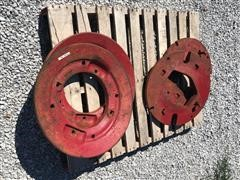 International Rear Tractor Weights
