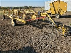 2004 Vermeer WRX 12 High Capacity Wheel Rake