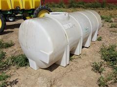 Snyder 1025 Gallon Poly Tank