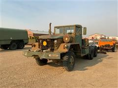 1970 Kaiser 5 Ton T/A Military Cab & Chassis W/Winch