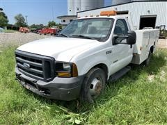 2007 Ford F350 2WD Service Truck