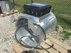 "2013 Brock AXH24-N/PV-LT 24"" Axial Bin Heater"
