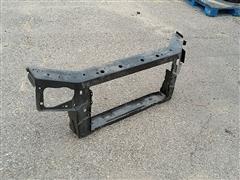 GM Header/Radiator Panel