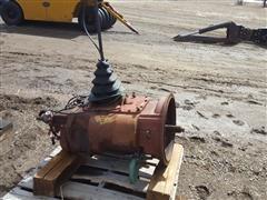 Eaton Fuller Roadranger 10-Speed Transmission W/PTO & Pump