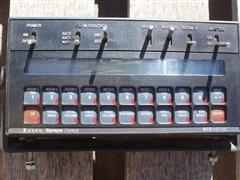 Raven SCS 444 3 Boom Sprayer Controller W/Master Switch