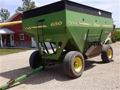 Demco 650 Grain Wagon