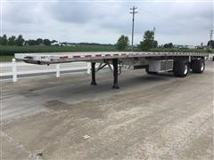 2011 Reitnouer T/A Flatbed Trailer