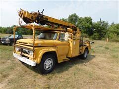 1965 GMC 5000 Digger Truck