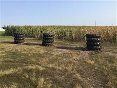 T-L 11.2-24 Pivot Tires & Rims
