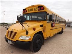 2011 Blue Bird 72-Passenger School Bus