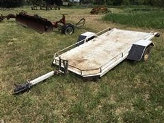 Van Vleet Golf Cart Trailer