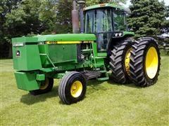 1990 John Deere 4555 2WD Tractor