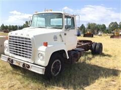 1980 Ford LN7000 S/A Truck Tractor
