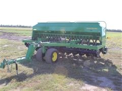 2012 John Deere 1590 No Till Drill With Dry Fertilizer