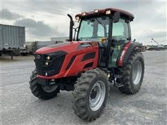 2017 Mahindra 7095 MFWD Tractor