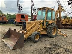 Ford 655A Loader Backhoe