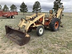 Case 310 Backhoe Loader