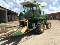 John Deere 5400 Self Propelled Forage Harvester