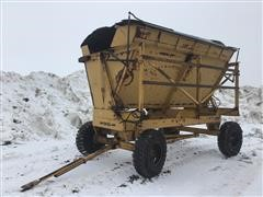 Dual 5100 14' Forage Dump Wagon