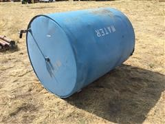 Tank For Salvage