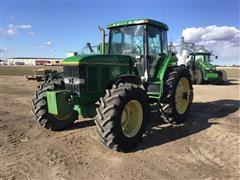 1993 John Deere 7800 MFWD Tractor