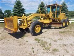 1985 Caterpillar 140G Motor Grader