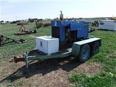 Miller Trailblazer 55G DC Portable Welder/Generator