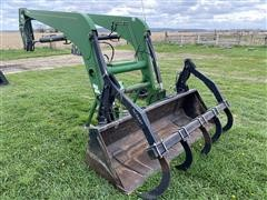 Buhler 2895 Quick Attach Loader W/Mounts