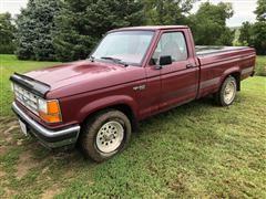 1992 Ford Ranger Pickup