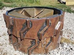 BB Steel Pivot Tires