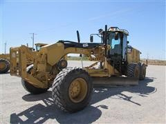 2012 Caterpillar 140M2 VHP Plus Motor Grader