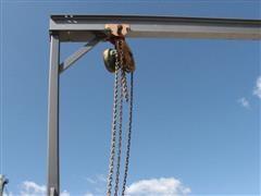 A-Frame Hoist
