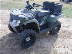 2006 Polaris Hawkeye 300 4x4 ATV