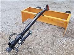 2020 Industrias America Long Horn L6 Box Scraper