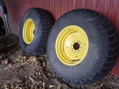 Armstrong Torc-Trac 18.4-26 Tires & Rims