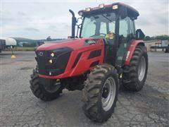 2017 Mahindra 8100 MFWD Tractor